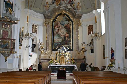 Pfarrkirche im Schloss